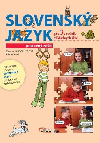 Slovenský jazyk pre 3. ročník základných škôl