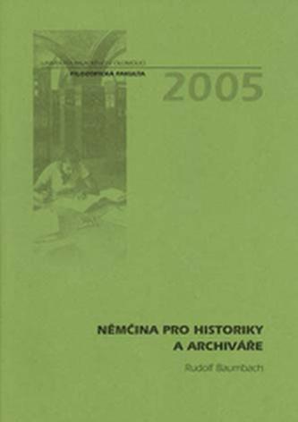 Němčina pro historiky a archiváře