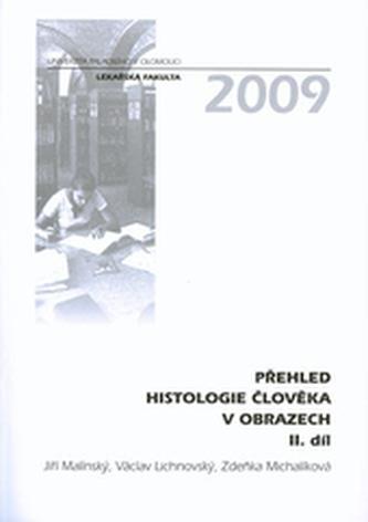 Přehled histologie člověka v obrazech 2. díl