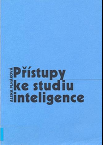Přístupy ke studiu inteligence