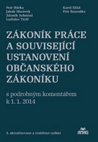 Zákoník práce a související ustanovení nového občanského zákoníku 2014
