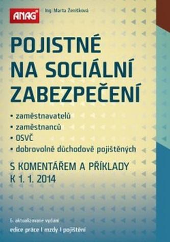 Pojistné na sociální zabezpečení 2014