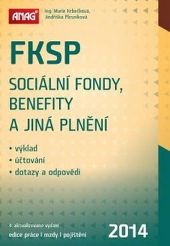 FKSP, sociální fondy, benefity a jiná plnění 2014