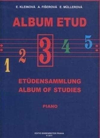 Album etud III