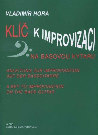 Klíč k improvizaci na basovou kytaru