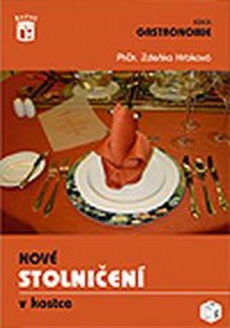 Nové stolničení v kostce - Zdeňka Hrbková