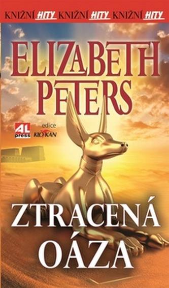Ztracená oáza - Elizabeth Petersová