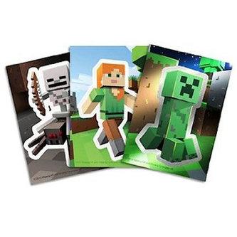 Minecraft - karty