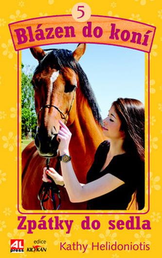 Blázen do koní 5 - Kathy Helidoniotis