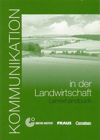 Kommunikation in der Landwirtschaft učiteľská kniha