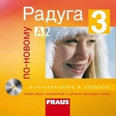 Raduga po-novomu 3 CD česká verze