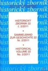 Historický zborník 2/2011