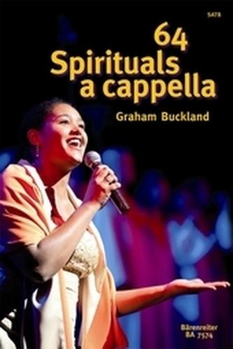 64 Spirituals a cappella