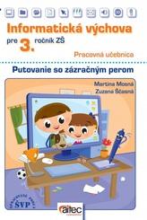 Informatická výchova pre 3. ročník ZŠ – pracovná učebnica
