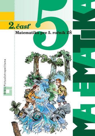 Matematika 5 pre 5. ročník základných škôl - 2. časť učebnica