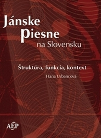 Jánske piesne (+CD)