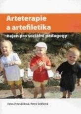 Arteterapie a artefiletika nejen pro sociální pedagogy