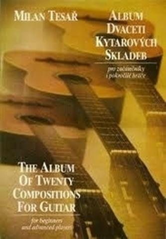 Album dvaceti kytarových skladeb