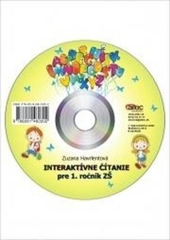 Interaktívne čítanie pre 1. ročník ZŠ : multimediálny disk