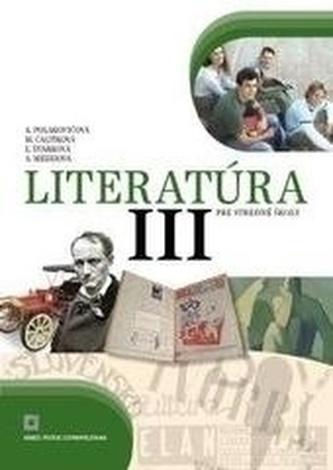 Literatúra 3 pre 3. ročník stredných škôl - učebnica