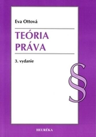 Teória práva. 3. vyd.