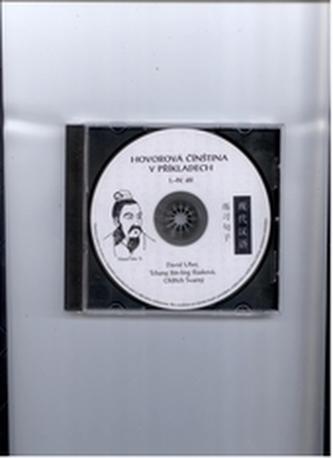 CD-Hovorová čínština v příkladech I.-IV. díl