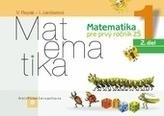 Matematika 1 pre základné školy- Pracovný zošit - 2. časť