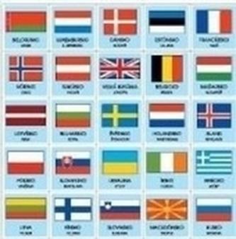 Pexeso - vlajky - kolektív autorov.