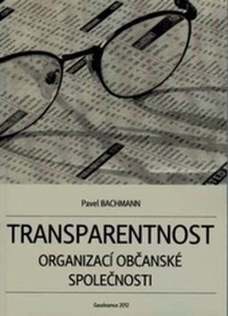 Transparentnost organizací občanské společnosti