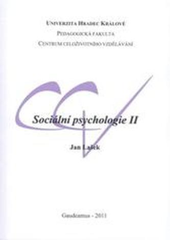 Sociální psychologie II