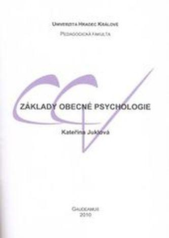 Základy obecné psychologie