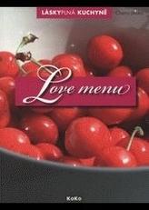Love menu
