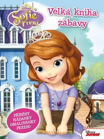 Sofie Velká kniha zábavy