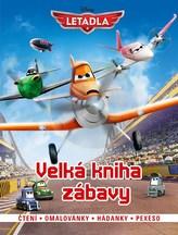 Letadla Velká kniha zábavy