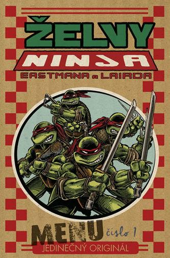 Želvy Ninja - Menu číslo 1