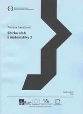 Sbírka úloh z matematiky 2