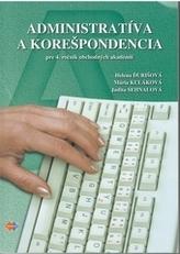 Administratíva a korešpondencia pre 4.ročník OA