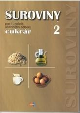 Suroviny 2 pre 1.ročník UO cukrár
