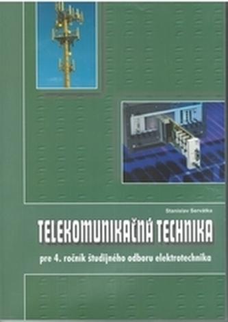 Telekomunikačná technika pre 4.roč. ŠO elektrotechnika