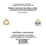 Rizikové súvislosti chudoby a rodiny v súčasnej slovenskej spoločnosti