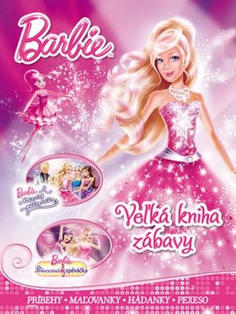 Barbie Veľká kniha zábavy