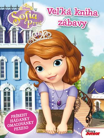 Sofia Prvá Veľká kniha zábavy