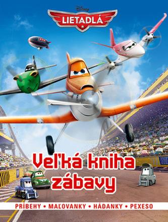 Lietadlá Veľká kniha zábavy