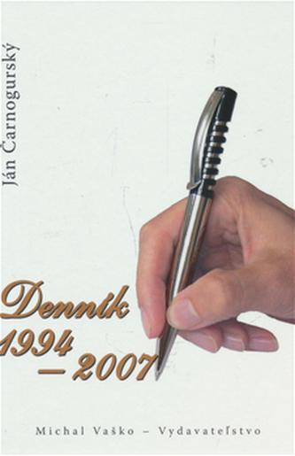 Denník 1994-2007