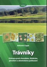 Trávníky - Ochrana proti chorobám, škůdcům, plevelům a abiotickému poškození 2.vydání