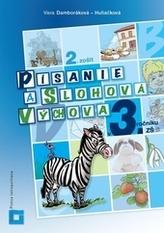 Písanie a slohová výchova 3. ročník ZŠ - 2. zošit