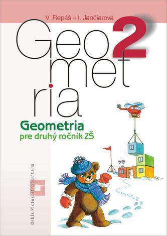 Geometria pre 2. ročník ZŠ - Pracovný zošit