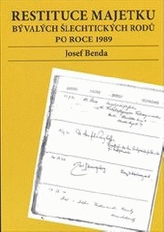 Restituce majetku bývalých šlechtických rodů po roce 1989