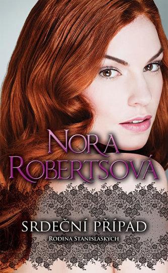 Srdeční případ - Nora Roberts
