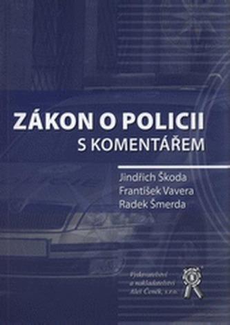 Zákon o policii s komentářem